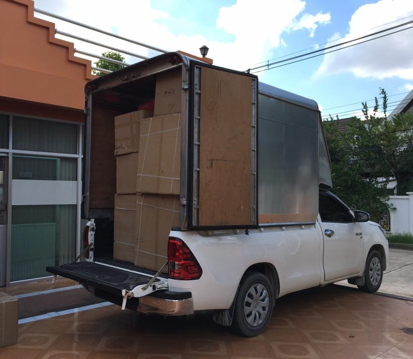 รถส่งของในขอนแก่น